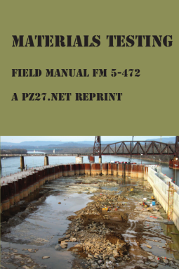 Materials Testing Cover
